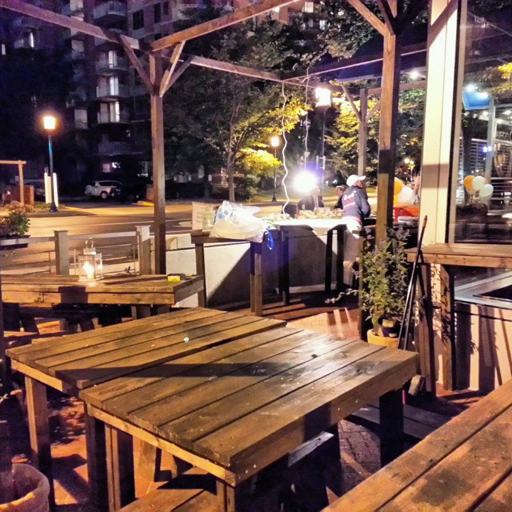 LA PIAZZA BETHESDA BEER GARDEN CONSTRUCTION UPDATE (PHOTOS) » Piazza ...